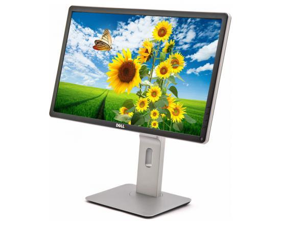 """Dell P2214Hb 22"""" Silver/Black Widescreen LCD Monitor - Grade B"""
