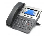 Vertical Edge 9840 24-Button Black IP Speakerphone - Grade B