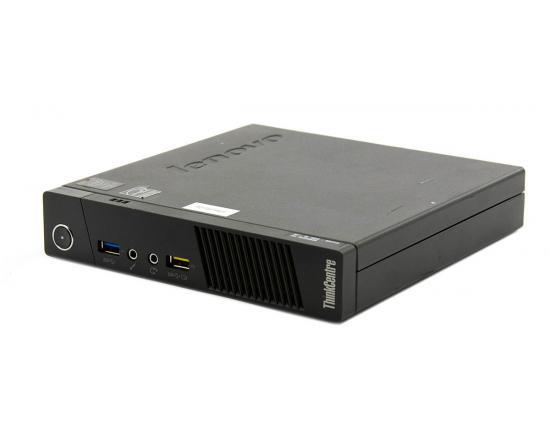 Lenovo ThinkCentre M93p Tiny Desktop i5-4590T - Windows 10 - Grade A