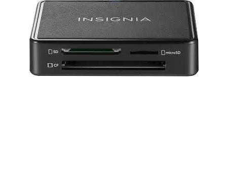 Insignia USB 3.0 Advanced Memory Card Reader