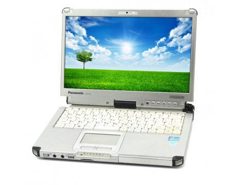 "Panasonic Toughbook CF-C2 12.5"" Tablet Laptop Intel Core i5 (4310U) 2.0GHz 4GB DDR3L 320GB HDD - Grade A"