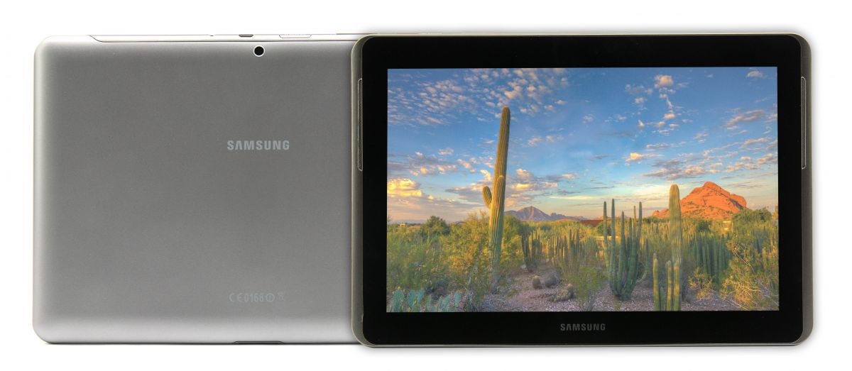 Samsung Galaxy Tab 2 Expanded View