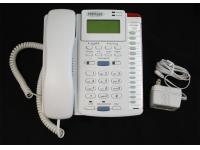 Cortelco Colleague 2220 White 2-Line Display Speakerphone (222021-TP2-27E) - New