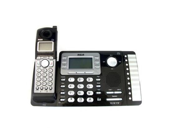 RCA 2-Line Dect 6.0 Cordless Expandable Cordless Phone - New