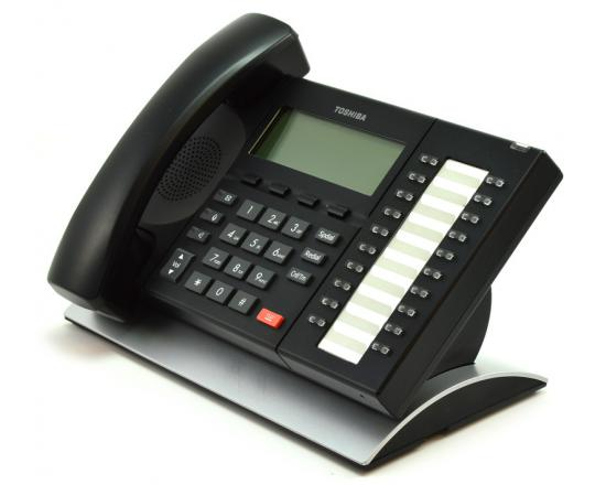 Toshiba DP5032-SD 20-Button Display Speakerphone for Strata