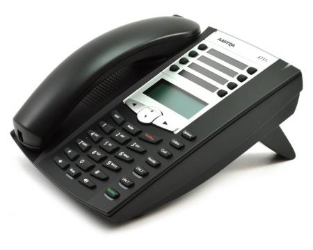 Aastra 6731i Black IP Display Speakerphone - Grade B