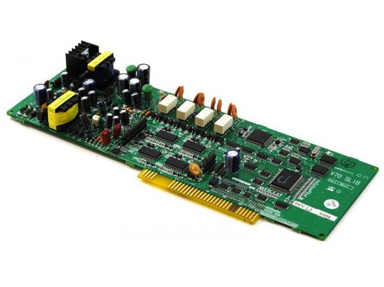 Vodavi V70 SLIB4 (4 Port) Single Line Card Starplus STS Extension 3533-00