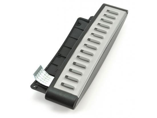 Samsung iDCS Falcon 14-Button Black Add-On DSS