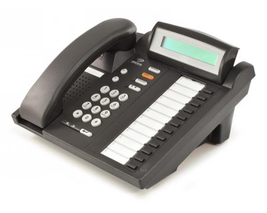 Vertical Instant Office VN12DDS 12-Button Black Display Speakerphone - Grade A
