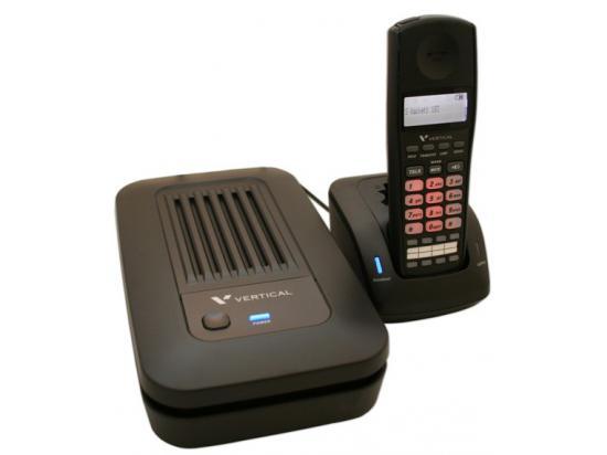 Vertical V10000 Cordless DECT Telephone Black