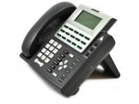 Altigen IP720 15-Button Charcoal IP Display Speakerphone - Grade B