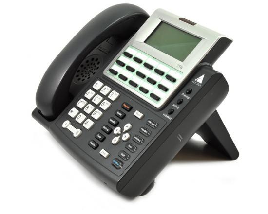 Altigen IP720 15-Button Charcoal IP Display Speakerphone - Grade B
