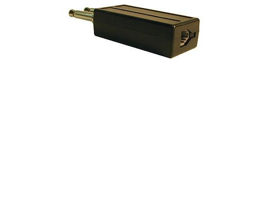 Plantronics Plug Prong to Modular Adapter 18709-01