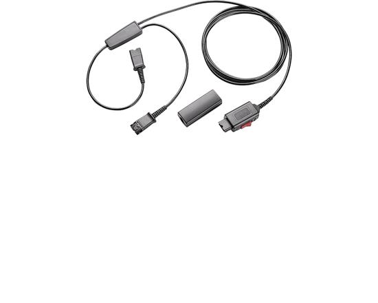 Plantronics Y Training Cord Headset Splitter (27019-03)