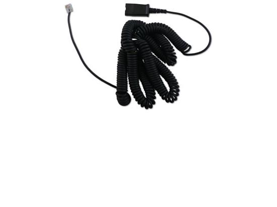 Plantronics Cable Assembly, 10' QD to Mod Lightwt