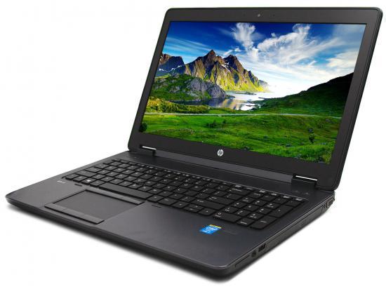 """HP ZBook 15 15.6"""" Laptop Intel Core i7 (4800MQ) 2.70GHz 4GB DDR3 320GB HDD - Grade B"""