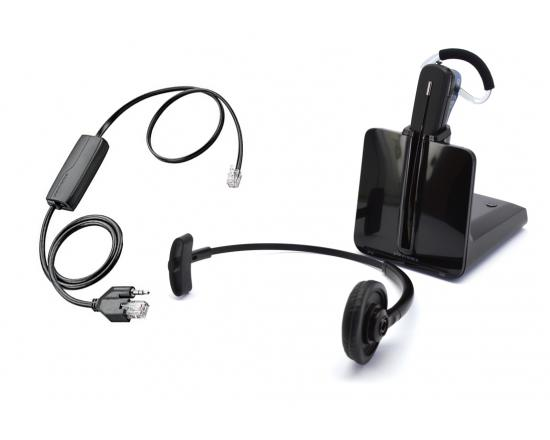 Plantronics CS540 DECT Headset w/Grandstream EHS Cable