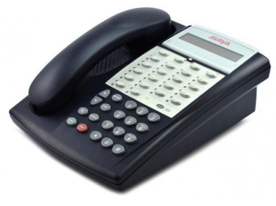 Avaya Lucent 18D Series II Digital Black Display Phone (700420011 18D-0003) - Grade A