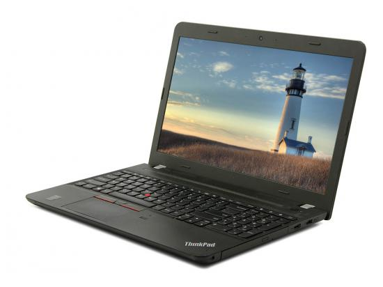 "Lenovo Thinkpad E550 15.6"" Laptop i5-5200U 2.2GHz 8GB DDR3 256GB SSD - Grade C"