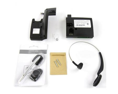 Mitel IP Phone Cordless Headset & Module Bundle (50005712)- Grade A