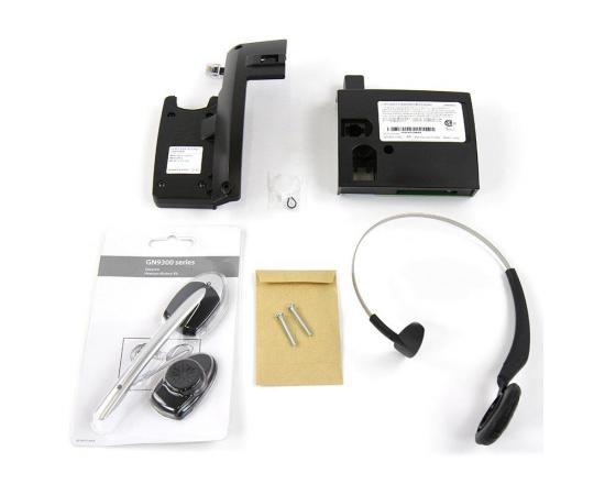 Mitel IP Phone Cordless Headset & Module Bundle (50005712)