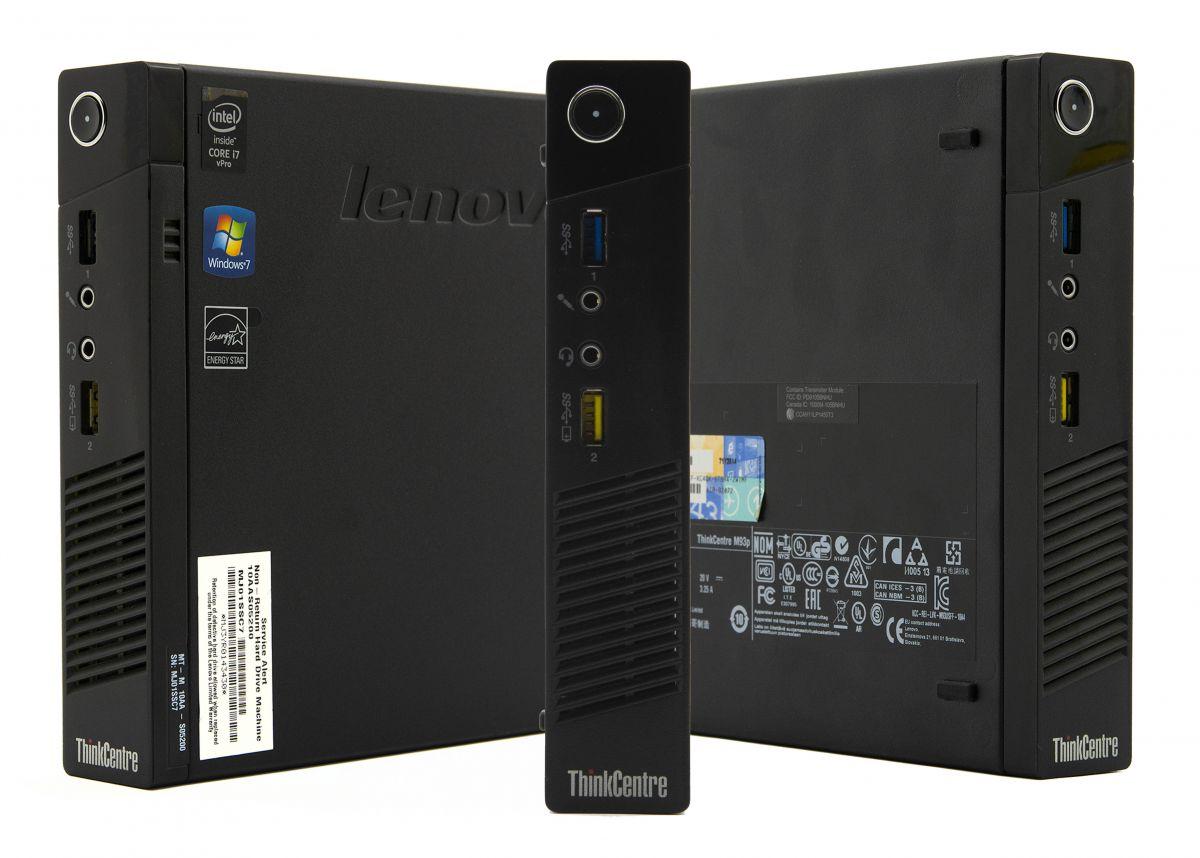 Lenovo ThinkCentre M93p Computer 3D Review