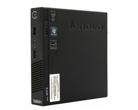 Lenovo ThinkCentre M93p Tiny Desktop | Intel Core i7 (4765T) 2.0GHz | 4GB DDR3 250GB HDD