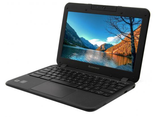 """Lenovo N21 Chromebook 11.6"""" Laptop Intel Celeron (N2840) 2.16GHz 4GB DDR3 16GB SSD - Grade B"""