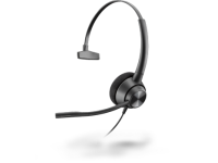Plantronics EncorePro 310 QD Quick Disconnect Monaural Headset - New