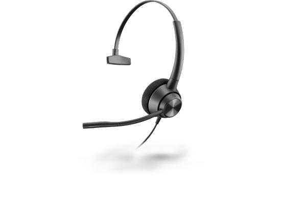 Plantronics EncorePro 310 QD Quick Disconnect Monaural Headset - New