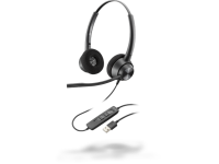 Plantronics EncorePro 320 USB-A Stereo Headset - New