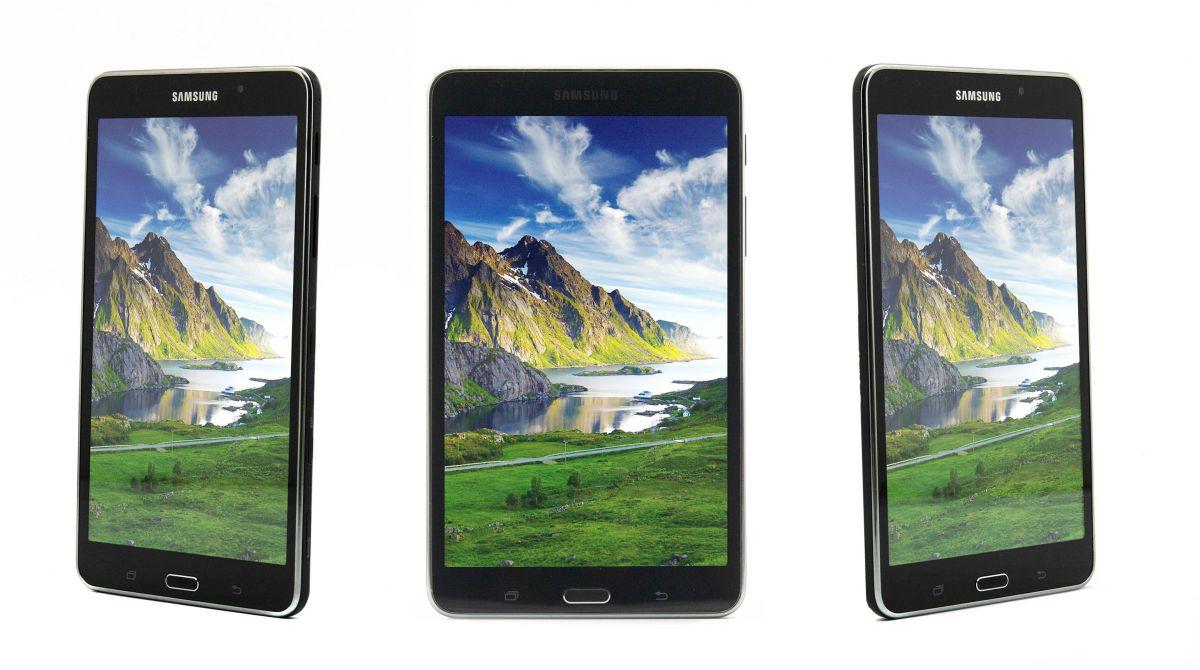 Samsung Galaxy Tab 4 3D View