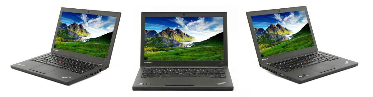 Lenovo ThinkPad X240 3D Views