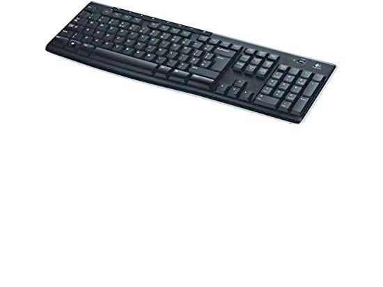 Logitech K270 USB Wireless Keyboard
