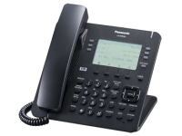 Panasonic KX-NT630 LCD IP Phone - Black - New