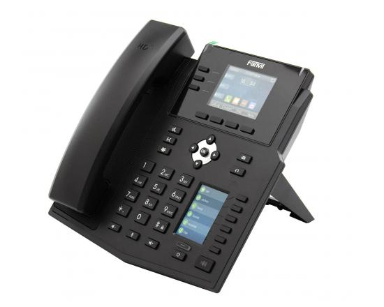 Fanvil X4U 12-Line Mid-level IP Phone - New