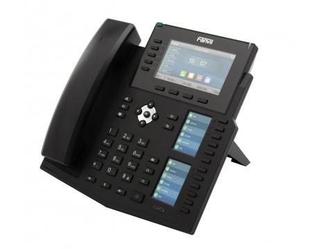 Fanvil X6U 20-Line Color LCD IP Phone w/Bluetooth - New