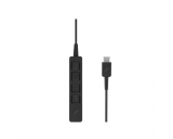 Sennheiser USB CC 1x5 3.5mm to USB-C In-line Controller Cable - New