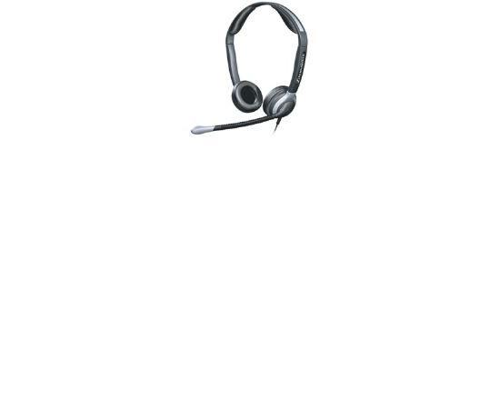 Sennheiser CC 520 Easy Disconnect Binaural Headset - New