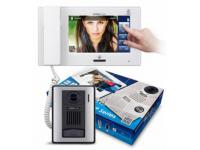 "Aiphone JPS-4AED 7"" Touchscreen Video Intercom Set - New"