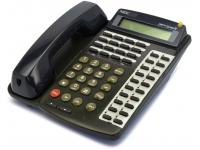 "NEC DTerm Series III ETJ-16DD-1 16-Button Charcoal Display Speakerphone ""Grade B"""
