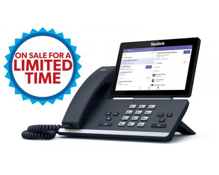 Yealink T56A Android IP Phone - Microsoft Teams Edition