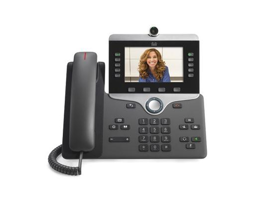 Cisco 8865 SIP IP Video Phone 3rd Party Call Control