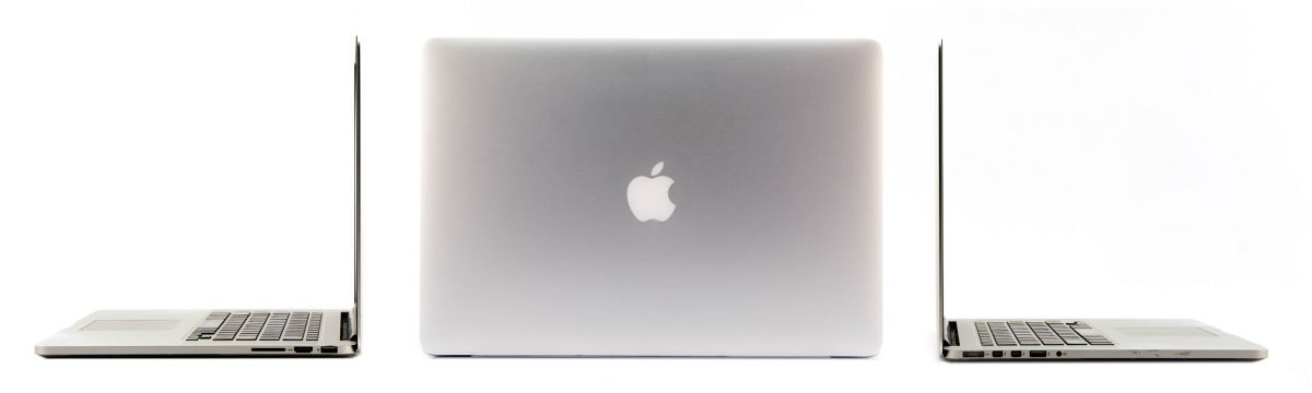 Apple A1398 MacBook Pro Expanded View