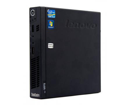 Lenovo ThinkCentre M92P Tiny Desktop Intel Core i5 (3470T) 2.9GHz 4GB DDR3 250GB HDD