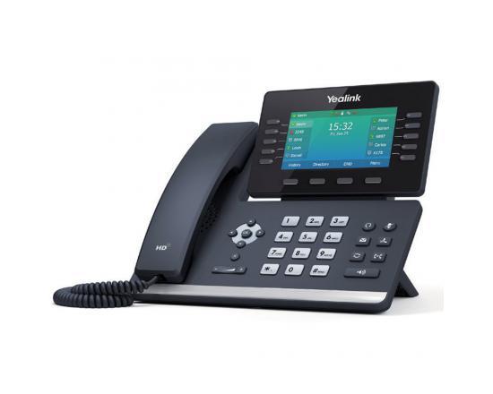 Yealink SIP-T54W Wi-Fi Gigabit IP Display Speakerphone