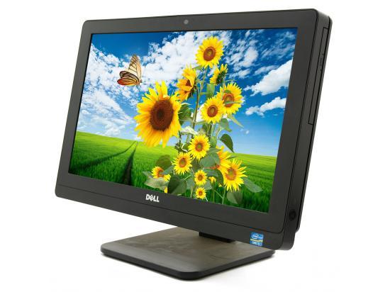 """Dell Optiplex 3011 20"""" AiO computer i5-3470S Windows 10 - Grade B"""