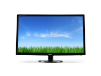 "Acer S241HL 24"" Widescreen LED Monitor - Grade C"