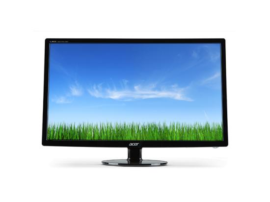 "Acer S241HL 24"" Widescreen LED Monitor - Grade C"