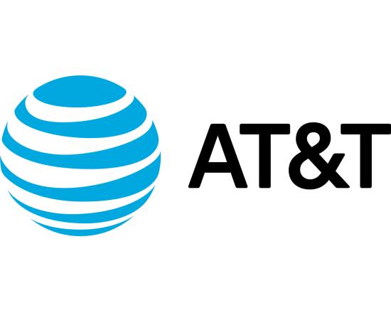 AT&T 8410D White Digital Display Speakerphone